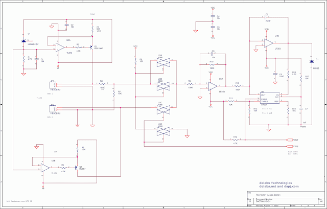 LM331 A to D with Mux Input Switch