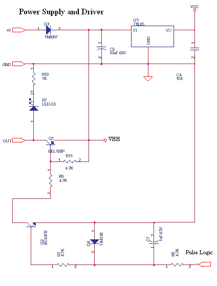 InfraRed Detector for Proximity Switch